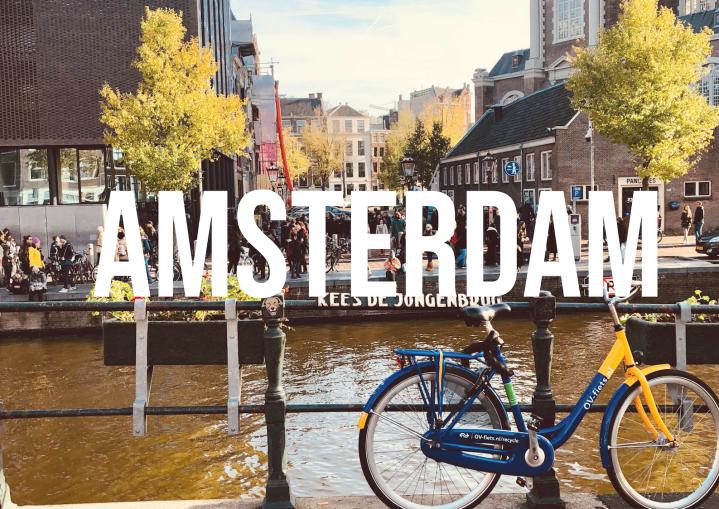 Amsterdam '18