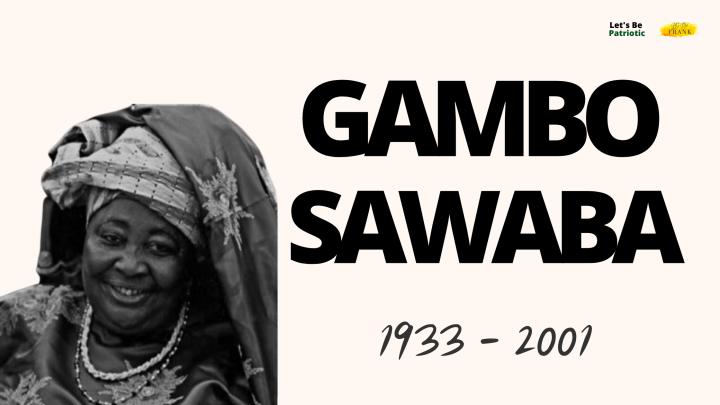 GAMBO SAWABA